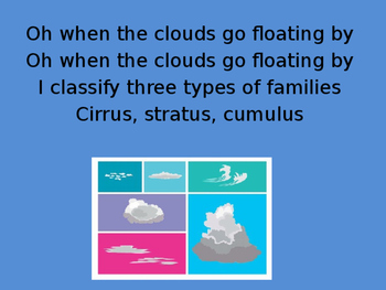 Clouds Song