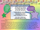 Clouds Song Anchor Chart and Anchor Chant Audio - King Virtue