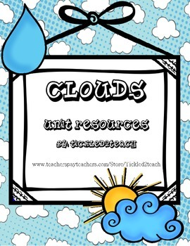 Clouds Unit Resources