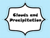 Clouds and Precipitations PPT's