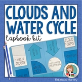 Clouds and Water Cycle Lapbook Kit