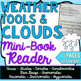 Clouds and Weather Instruments - Science Mini-Book - Earth