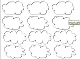 Clouds for foldables