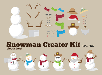Cloudstreetlab: Build A Snowman