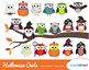 Cloudstreetlab: Halloween Owls , cute halloween owl Clip Art