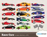 Cloudstreetlab: Race Car Clip Art , Formula One Nascar Rac