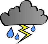 Cloud/weather clipart