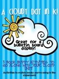 Cloudy Book Buddies!