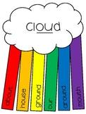 Cloudy Rainbow {Freebie!}