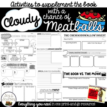 Cloudy With A Chance Of Meatballs By Joy In The Journey By Jessica