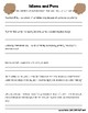 Cloudy With a Chance of Meatballs Figurative Language and Comprehension Packet