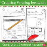 Cloudy With a Chance of Meatballs Literacy Unit