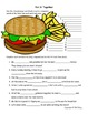 Cloudy With a Chance of Meatballs Literacy Unit, grades 2-3