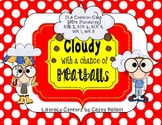 Cloudy With a Chance of Meatballs Mini-Literacy Unit {CCSS