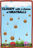 Cloudy With a Chance of Meatballs Movie Guide + Activities - (Color + B/W)