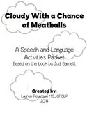 Cloudy With a Chance of Meatballs Speech and Language Pack