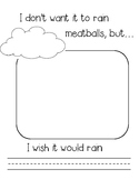 Cloudy With a Chance of Meatballs activity