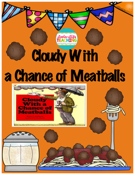 Cloudy with a Chance of Meatballs Unit- Best Seller Updated