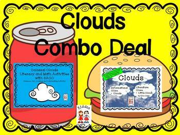 Clouds Combo Deal--Colossal Clouds Unit and Clouds Close