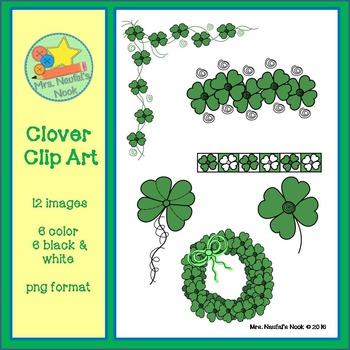 Clover Clip Art