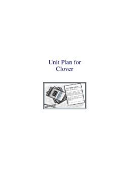Clover Complete Literature and Grammar Unit