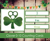 Clover 0-10 Counting Cards