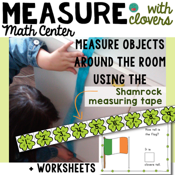 Measurement Activities St Patrick's Day