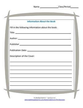 Clover Novel Unit Plus Grammar