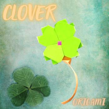 Clover Origami
