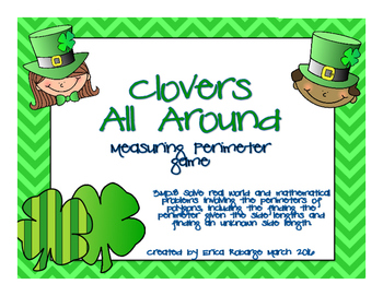 Clovers All Around Perimeter Game