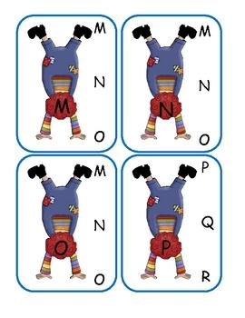 Clown Capital to Capital Clip Cards
