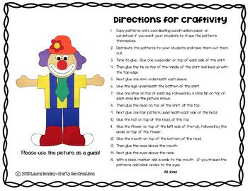 Clown Craft