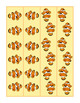 Clown Fish Bulletin Board Border Sparkle FREE