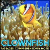 Clown Fish: Informational Article, QR Code Research & Fact Sort