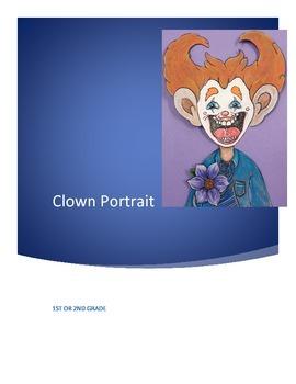 Clown Portrait