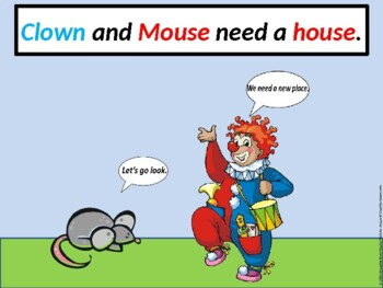 Clown and Mouse Ebook