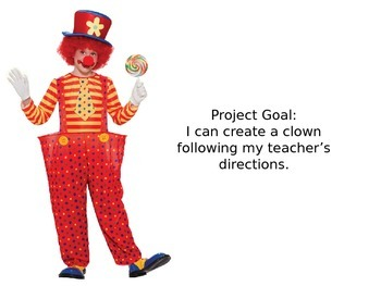 Clown multi-media project