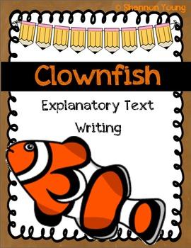 Clownfish Explanatory Text Writing