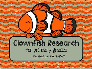 Clownfish Research