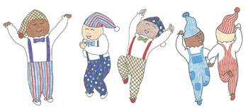 Clownin' 'Round Readers Book Club