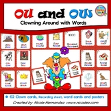 OU and OW - Clowning Around With Words