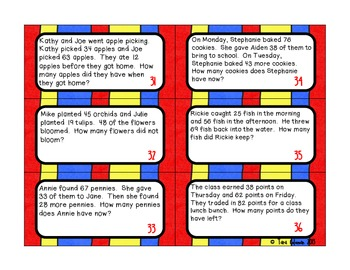 Clowning Around with 2-step Word Problems