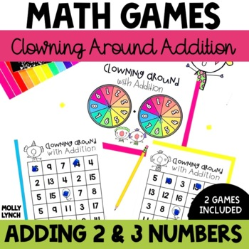 Clowning Around with Addition