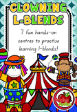 Clowning L-Blends Centres