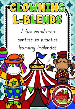 Clowning L-Blends Centre Bundle
