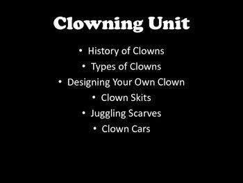 Clowning Unit!
