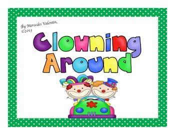 Clowns Classroom Theme
