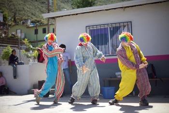Clowns:  Smiles, Music