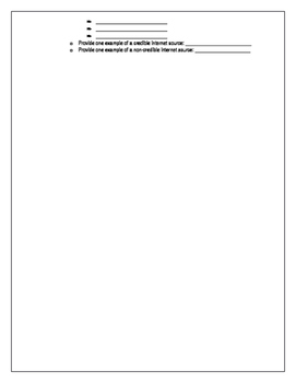 Cloze Notes for Media Sources and Reference Materials