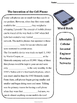 Differentiated Cloze Kit-Invention of the Cell Phone